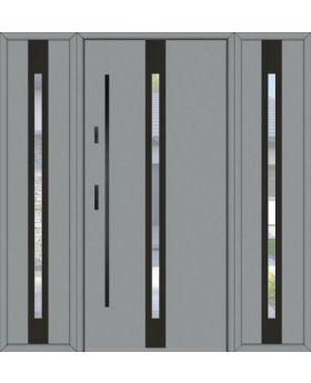 Fargo 25 T - front door design with two side panels