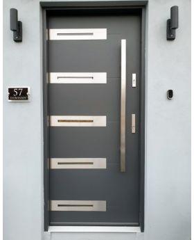 Fargo 39 A - single contemporary front door