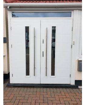 Fargo 42 double - double front doors / french doors