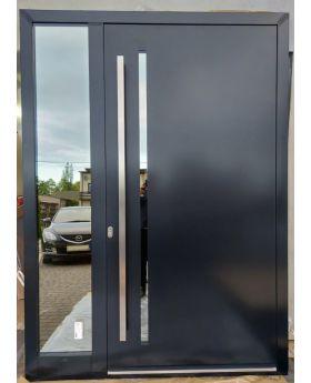 LIM Flet A - aluminium main door