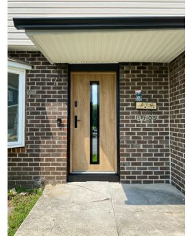 Fargo GD01A - contemporary front door