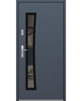 Fargo GD02B - solid metal door