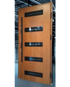 Fargo GD03A - contemporary front door