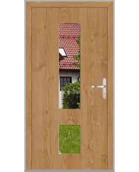 LIM Mors - modern aluminium exterior door