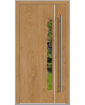 LIM Tiret - external aluminium door