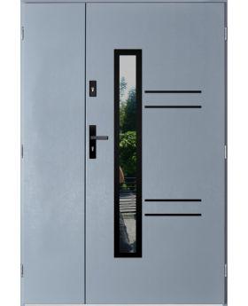Sta Avila Neo Uno - entrance door with side panel