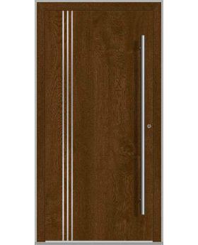 LIM Filo - modern aluminium entrance door